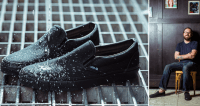 Check Out Vans' First Professional Kitchen Shoes | First ...