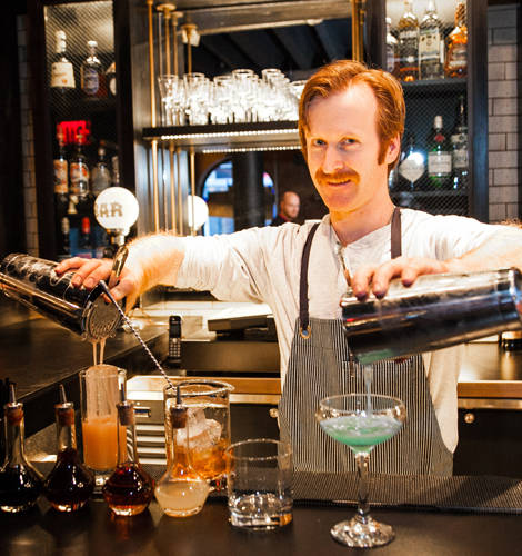 What Makes a Good Bartender? First We Feast