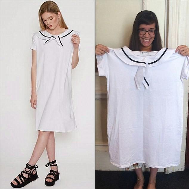 А это платье сгодится на Хэллоуин для перевоплощения в Зефирного человека ожидание и реальность, платье