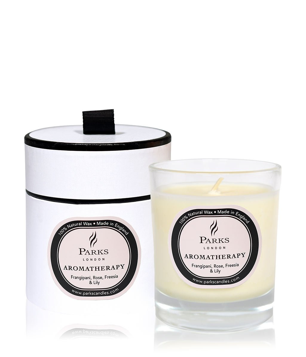 Parks London Duftkerze Parks London Aromatherapy Frangipani, Rose, Freesia & Lily ...