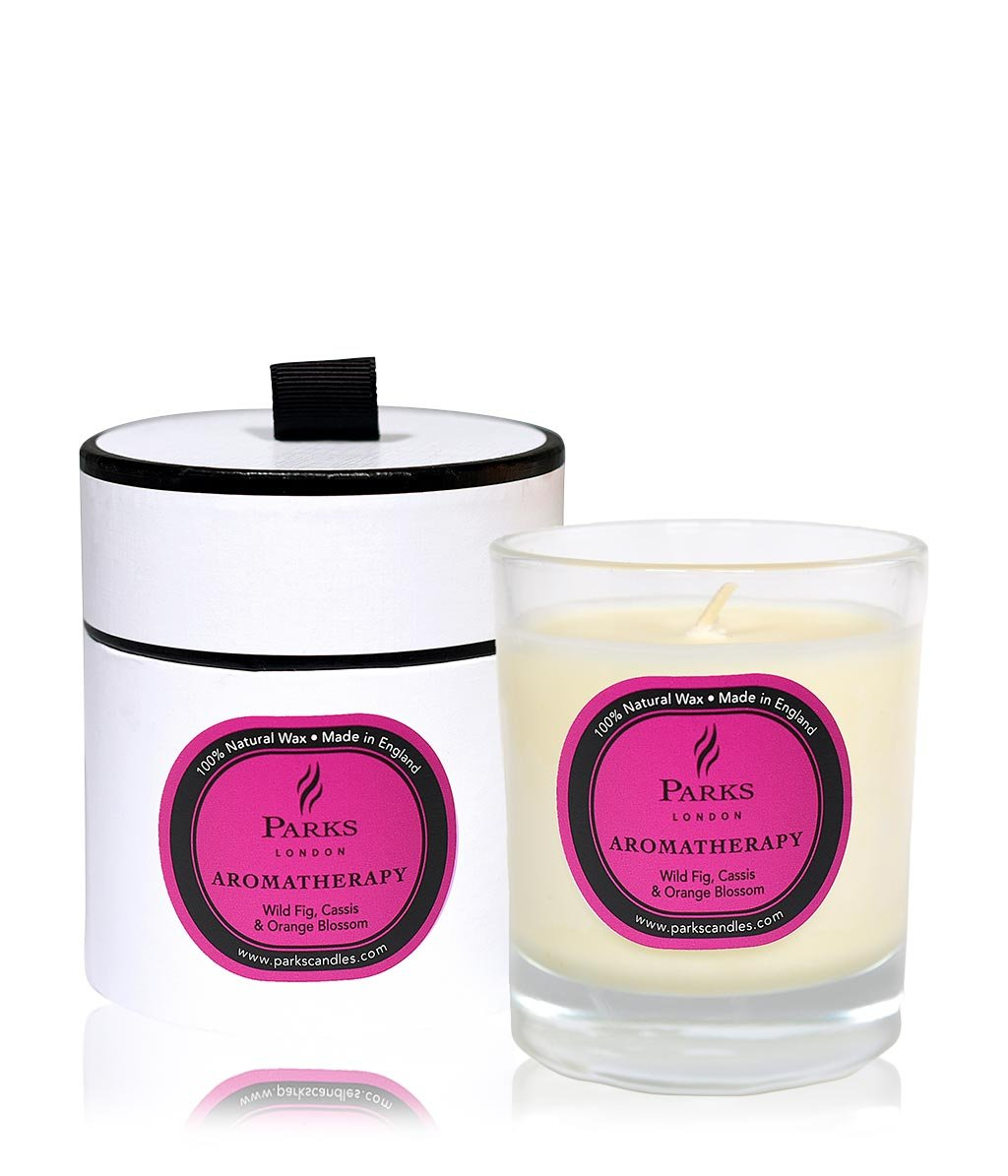 Parks London Duftkerze Parks London Aromatherapy Wild Fig, Cassis & Orange ...