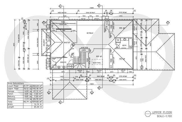 Civil Engineering Floor Plan Samples - Flatworld Solutions