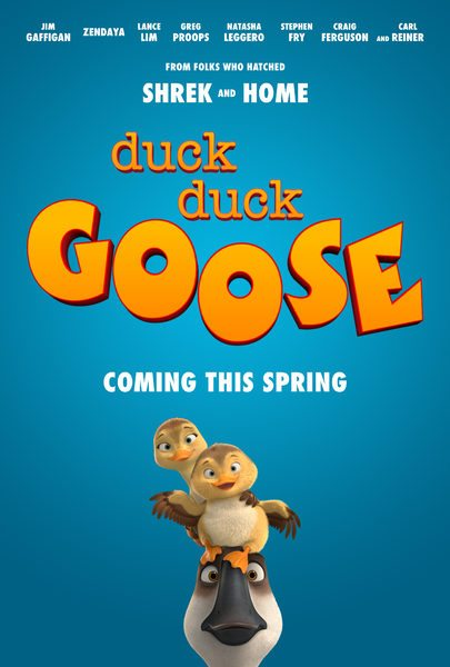 Movie Review \u2013 Duck Duck Goose (2018) Flickering Myth