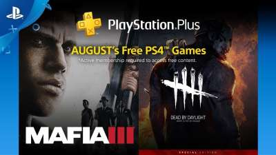 PlayStation Plus free games for August 2018 announced