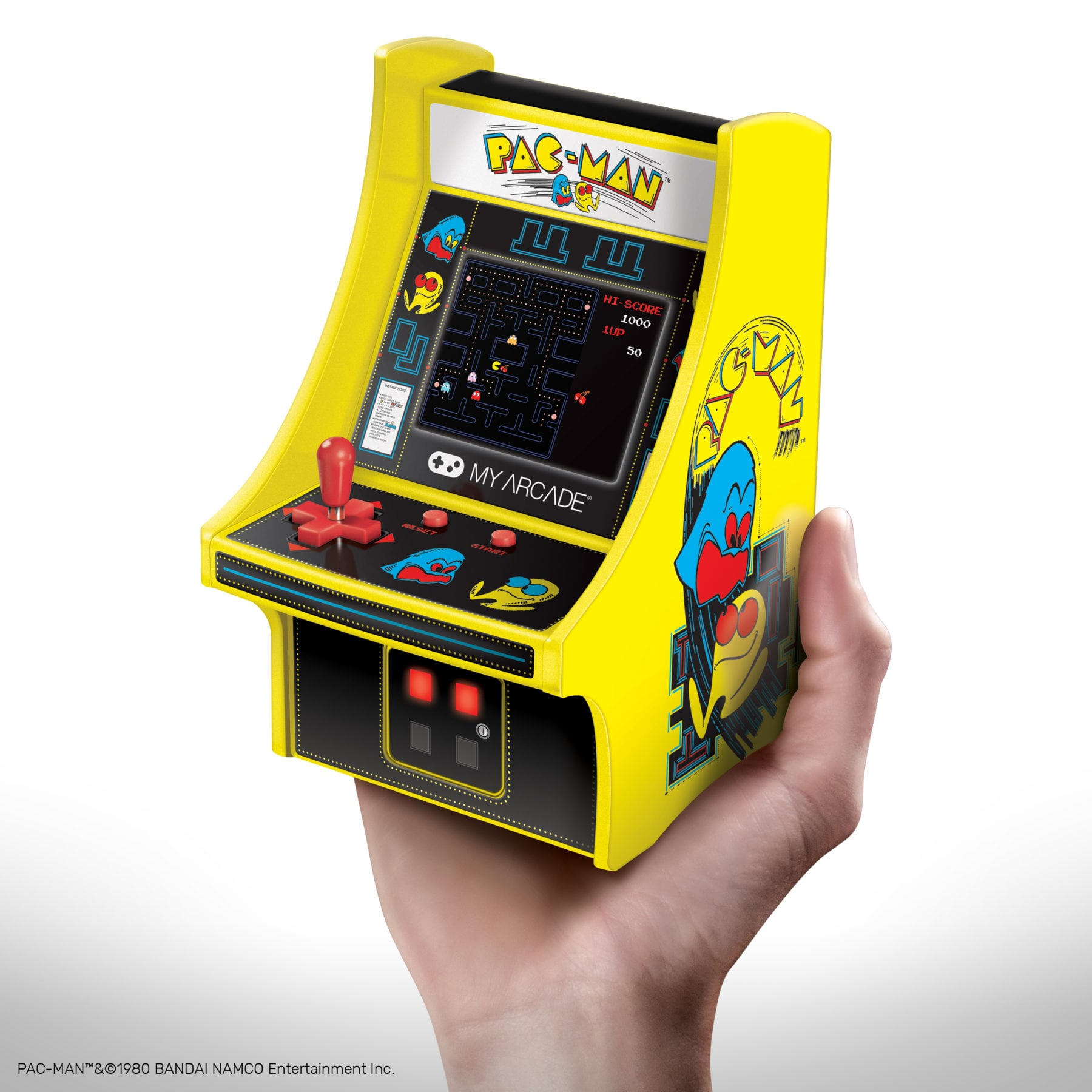 Classic Table Arcade Games My Arcade Bringing Classic Table Top Arcade Titles To Europe In