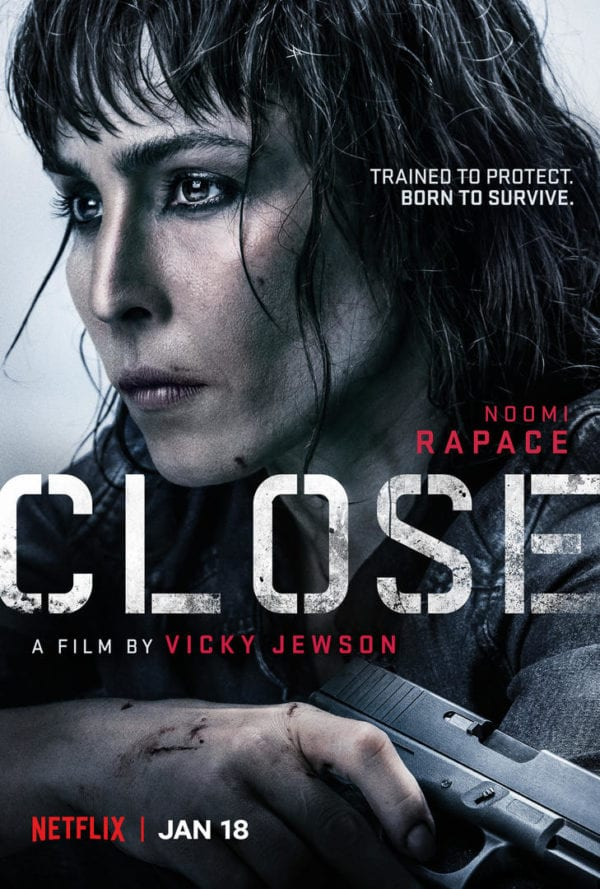 Movie Review \u2013 Close (2019) Flickering Myth