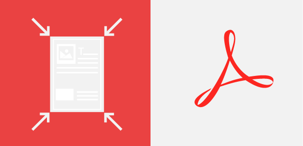 How to reduce the PDF file size in Adobe Acrobat Pro
