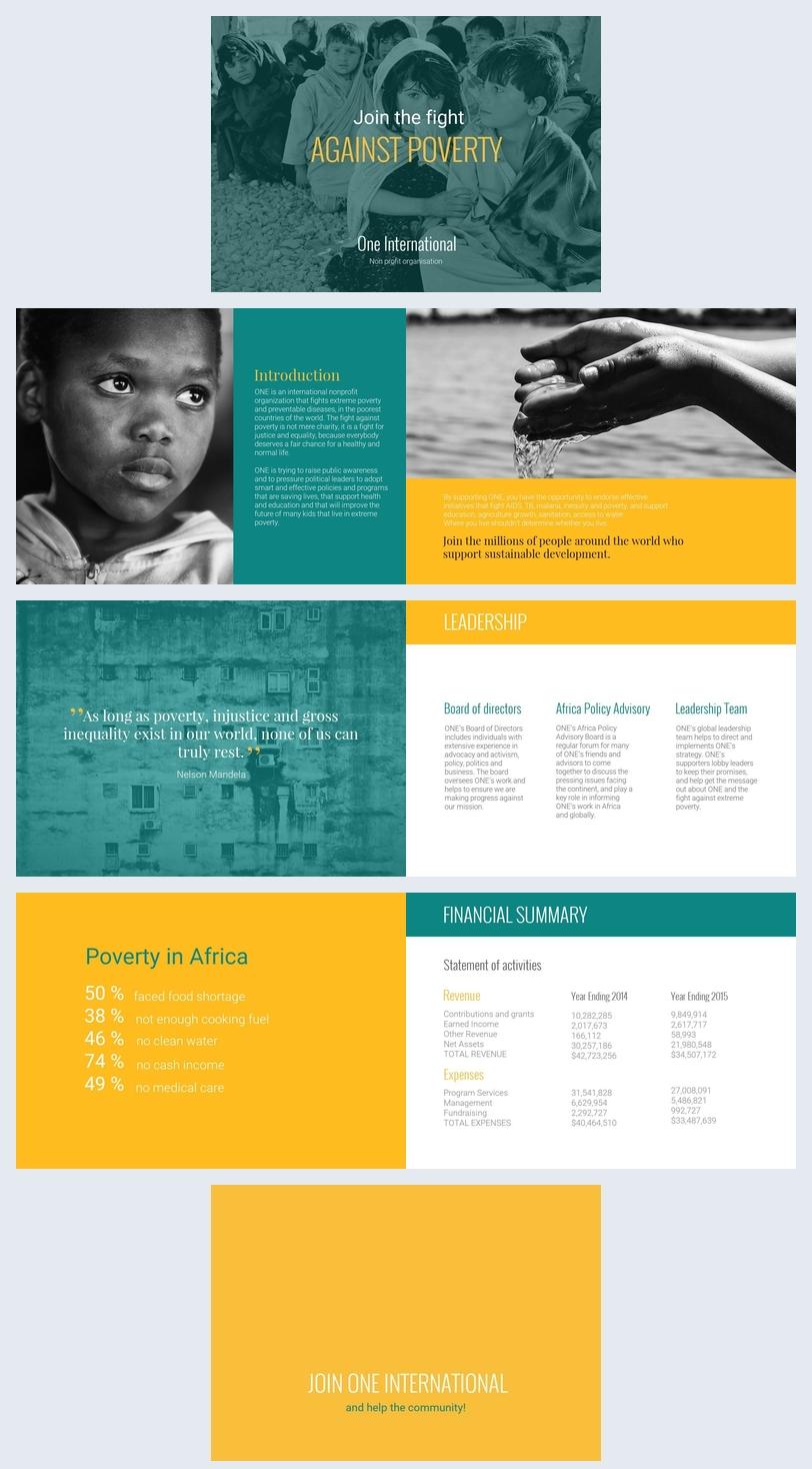 cv brochure templates