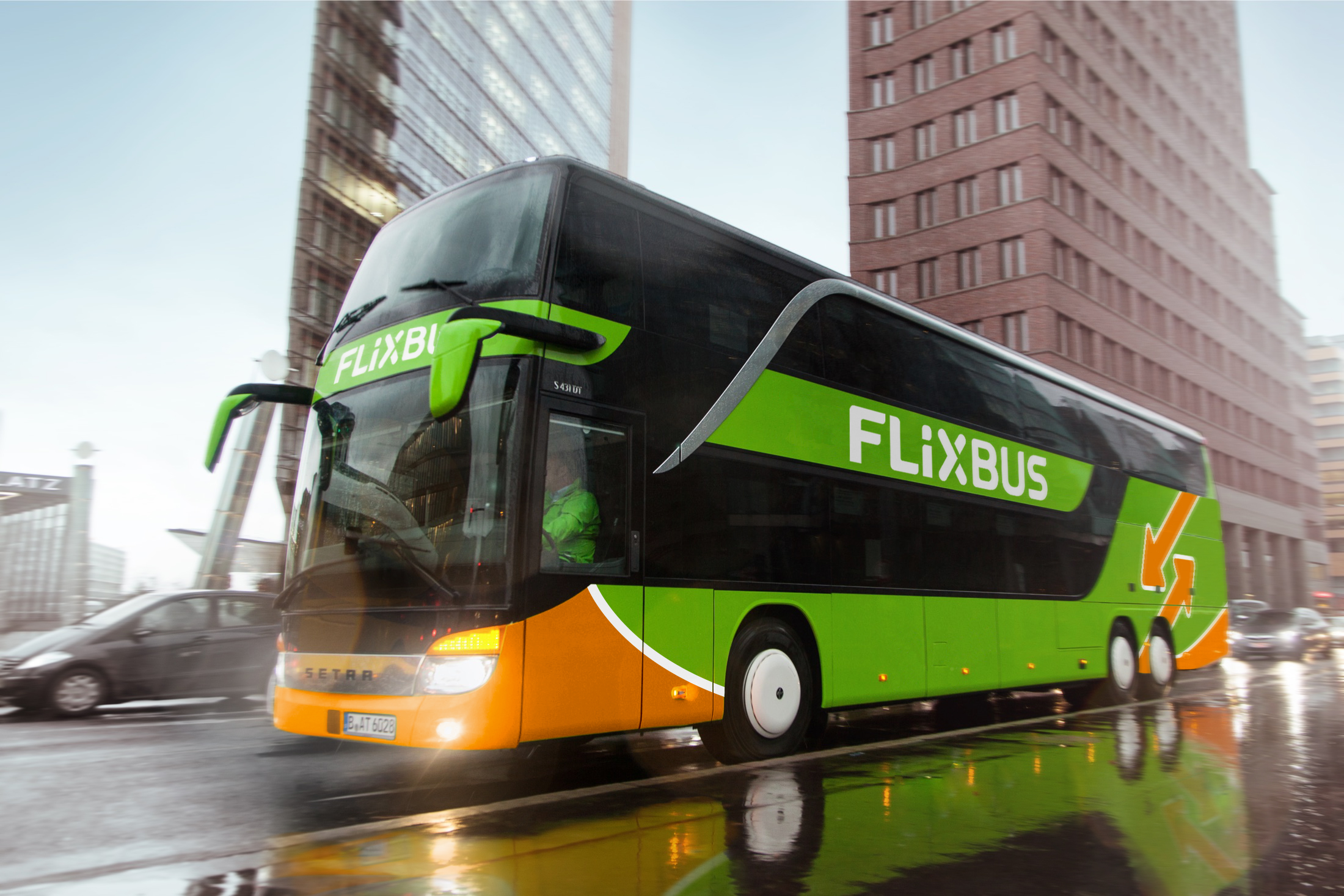 Flixbi Flixbus Acquires Megabus Europe