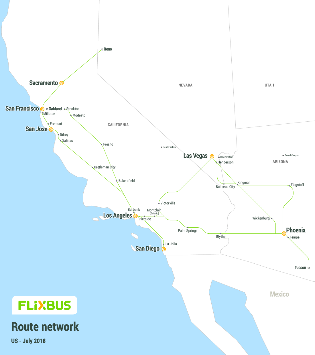 Kaffeerösterei Waltersdorf Flixbus Convenient And Affordable Bus Travel In The Us From 2 99