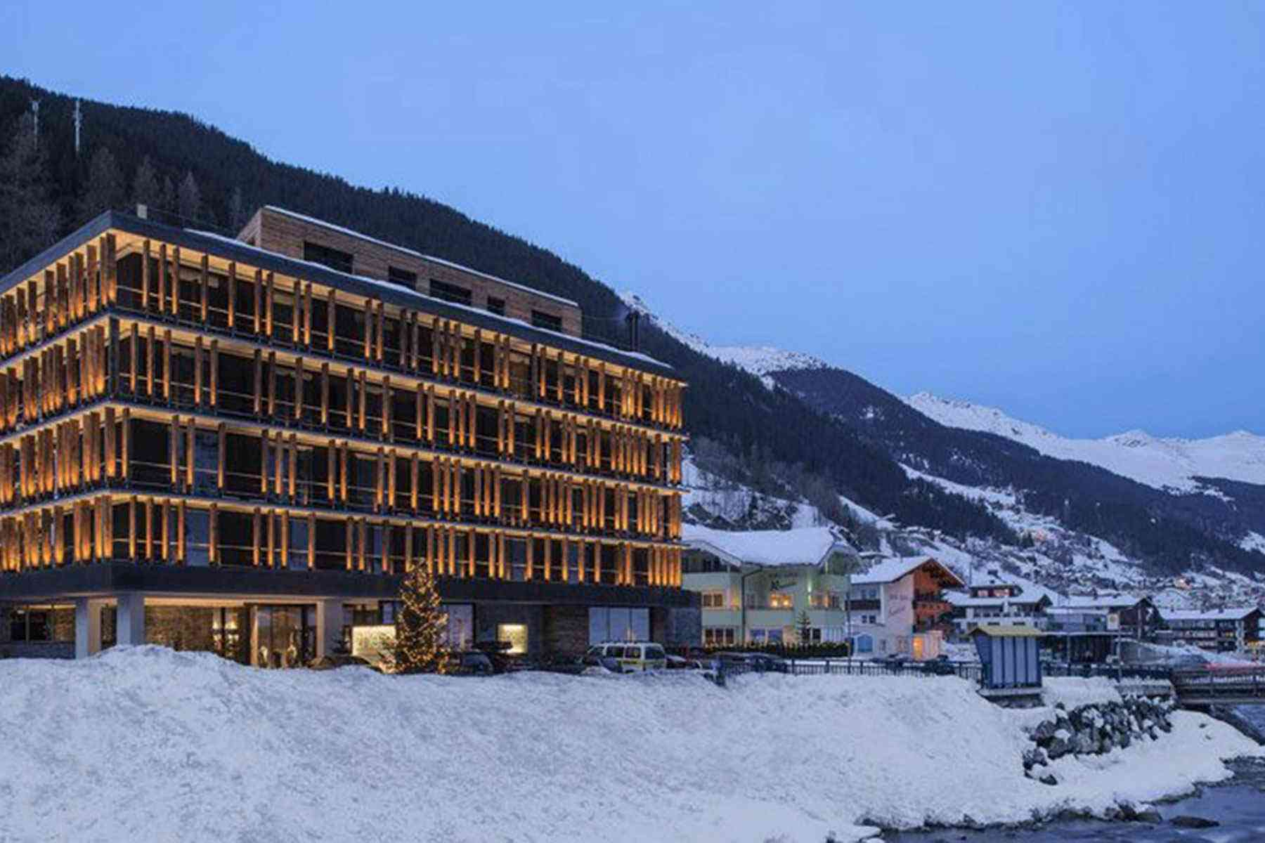 Zhero Hotel World's 15 Most Stunning Mountaintop Hotels – Fodors