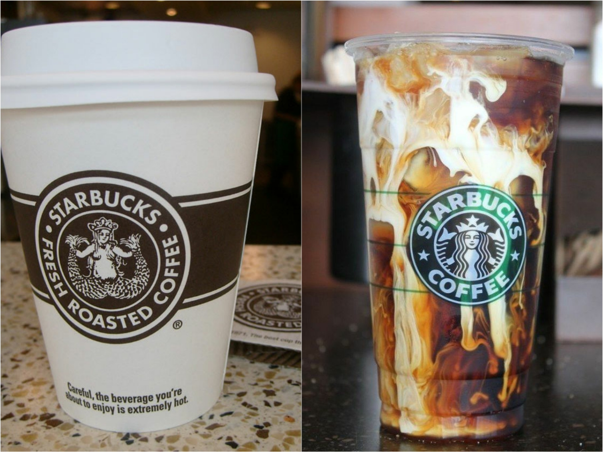Coffee Americano Starbucks 7 Starbucks Drinks That 39ll Have You Wired All Day