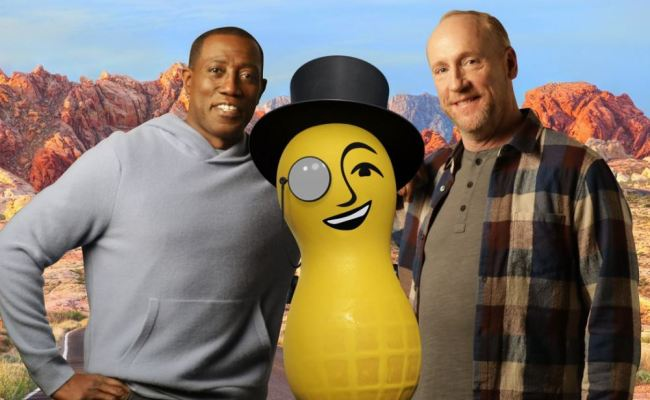 Mr Peanut S Funeral Commercial Paused Following Kobe