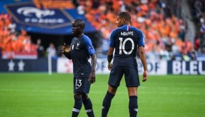 PSG : Football français, Kylian Mbappé détrône N'Golo Kanté.