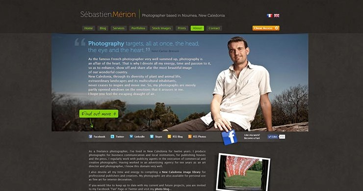 60+ Photography website mistakes - the complete guide ForegroundWeb