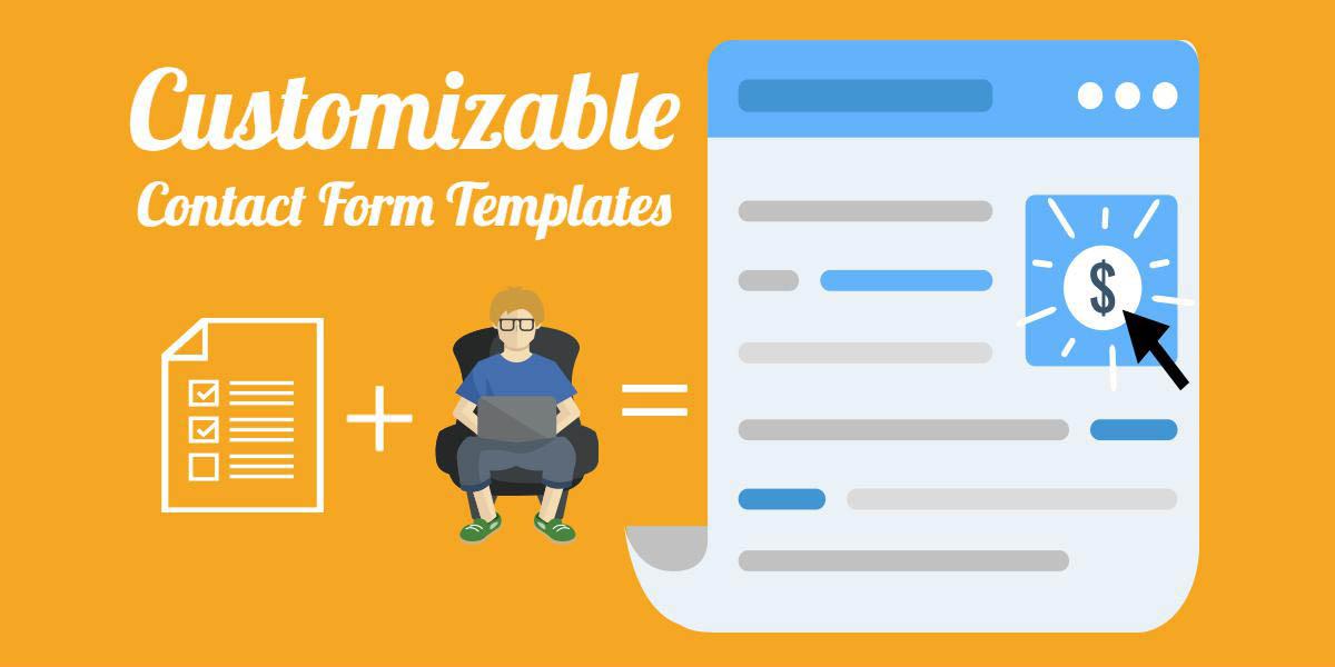 From WordPress Contact Form Template to Uniquely You - Formidable Forms