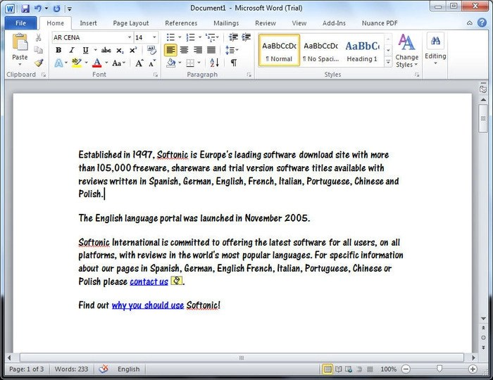 Microsoft Word - Download Gratis - mickrosoft word