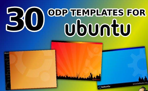 openoffice presentation templates