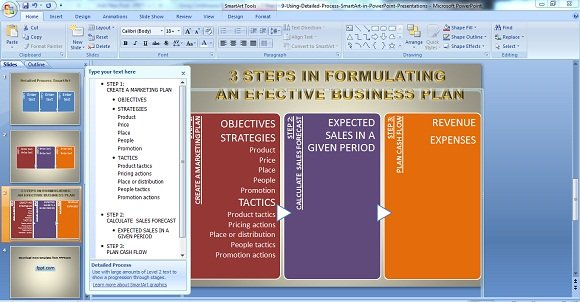 Retail Discount Store Business Plan Sample Executive Powerpoint Diagram On Conceptualizing A Smart Business Plan