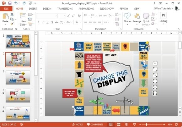 Powerpoint Template Family Feud - mandegarinfo