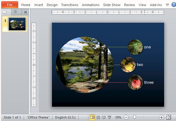 powerpoint template maker