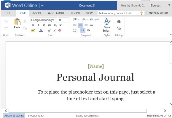 Personal Journal Templates. food log template food n mood journal ...