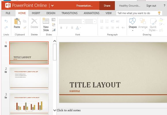 classy powerpoint templates