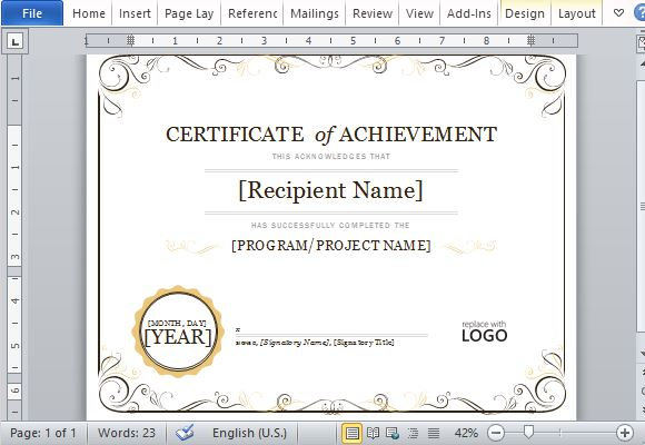 employee recognition certificate template powerpoint - free printable editable certificates