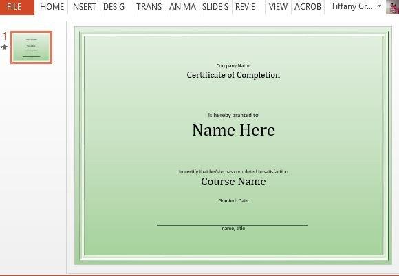microsoft publisher award certificate templates - zrom
