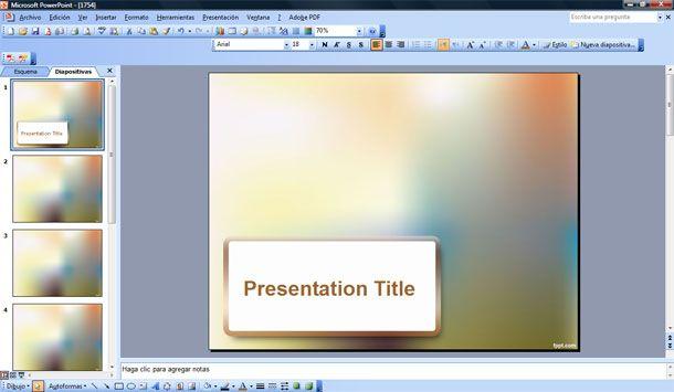 Nice PowerPoint Templates - Nice Templates