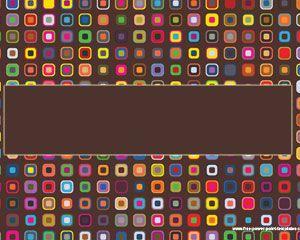 Vista Girls Wallpaper Clothing Powerpoint Template