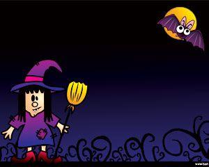 Trick Halloween Powerpoint