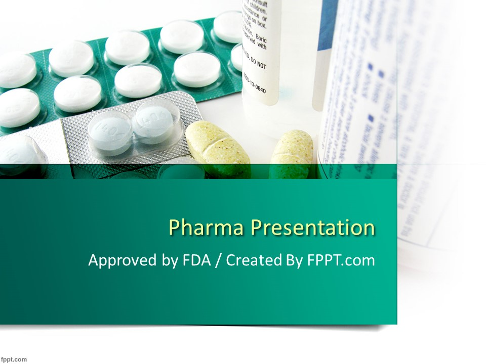 Free Tablets PowerPoint Template