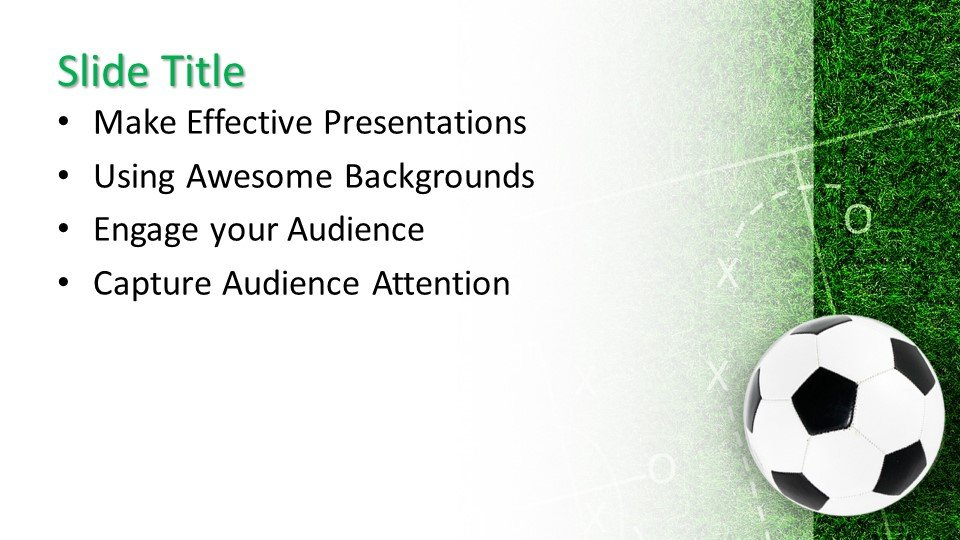 Free Soccer PowerPoint Template - Free PowerPoint Templates