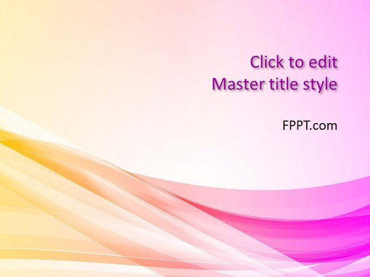 Free Abstract PowerPoint Templates