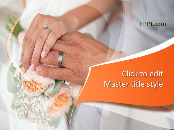 Free Wedding PowerPoint Templates