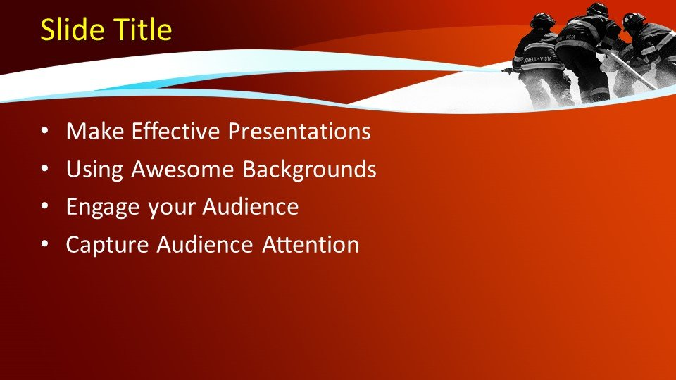 Free Fight-fighters PowerPoint Template - Free PowerPoint Templates