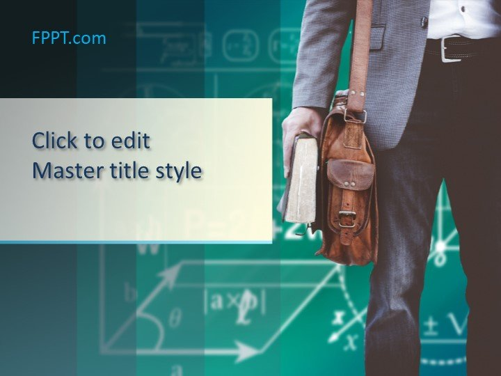 Free Education PowerPoint Presentation Templates - free slide backgrounds for powerpoint