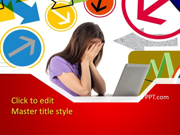 Free Stress Management PowerPoint Template - Free PowerPoint Templates