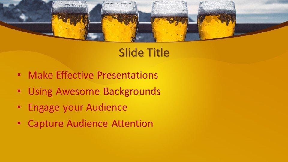 free business presentation templates