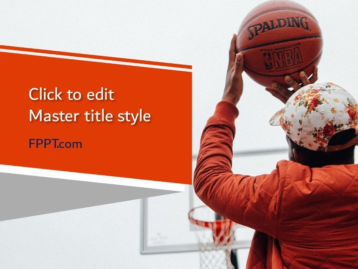 Free Basketball PowerPoint Templates