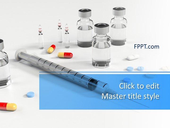 Free Medicine PowerPoint Templates