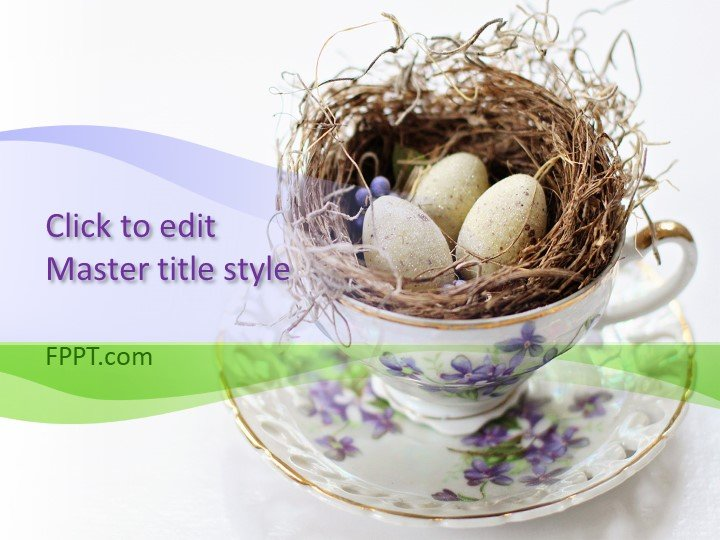 Free Easter PowerPoint Template - Free PowerPoint Templates