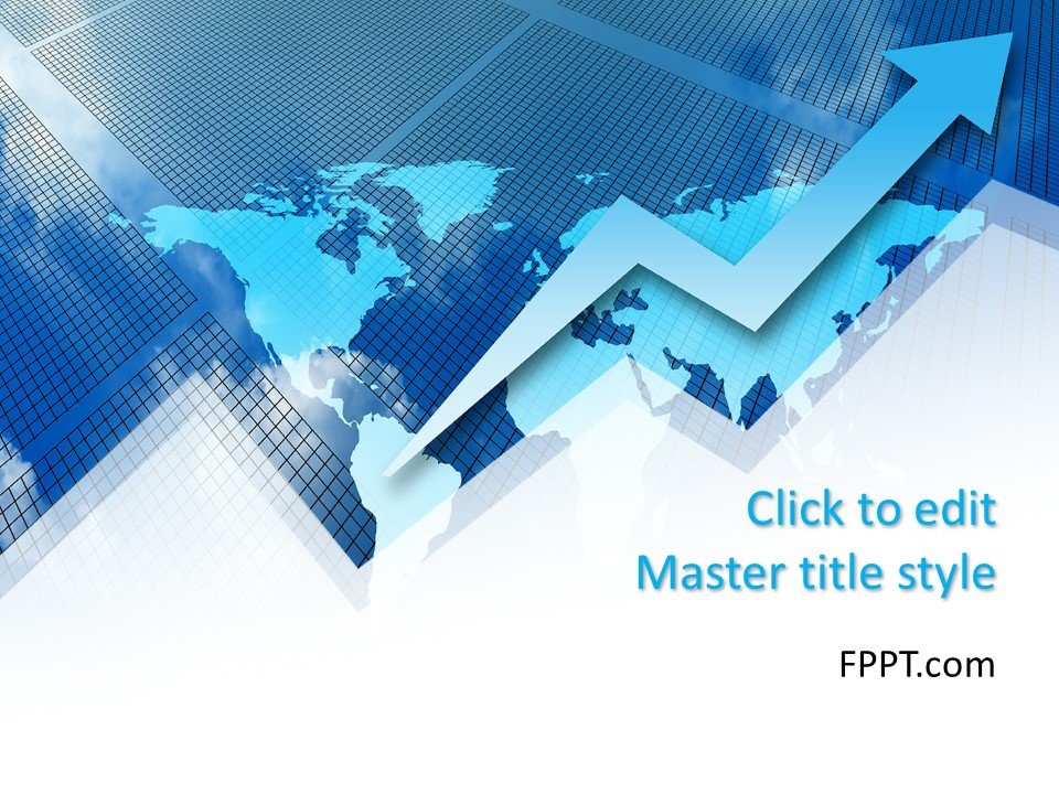 Free Global PowerPoint Templates - global powerpoint template