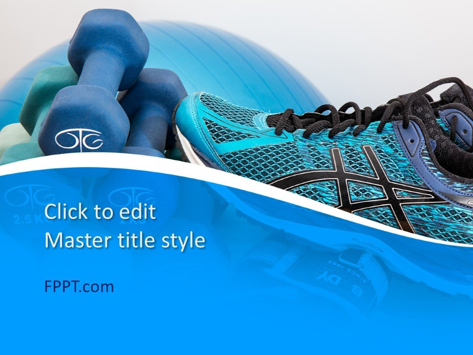 Free Sport PowerPoint Template - Free PowerPoint Templates