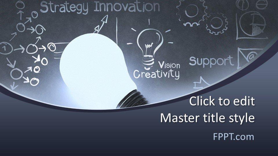 free template presentation powerpoint
