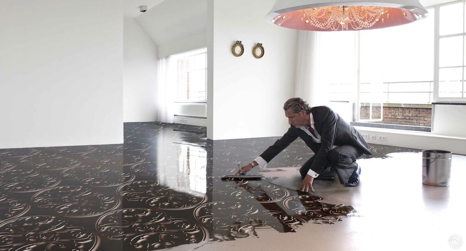 3d Boden Aufkleber Badezimmer | Fliesen Deko Selbstklebend Fliesen ...
