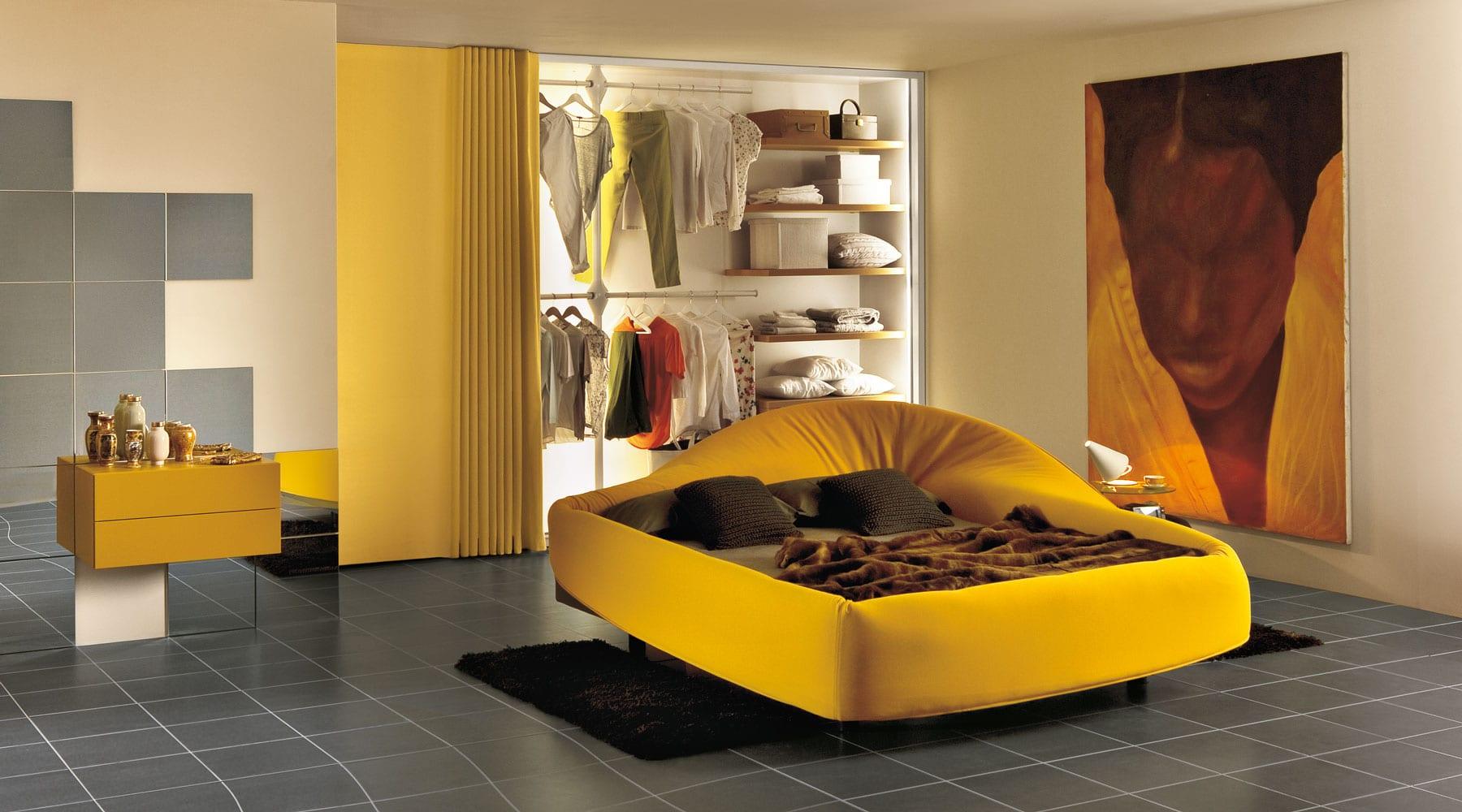 Minimalistisch interieur novello minimalistische möbel kommode