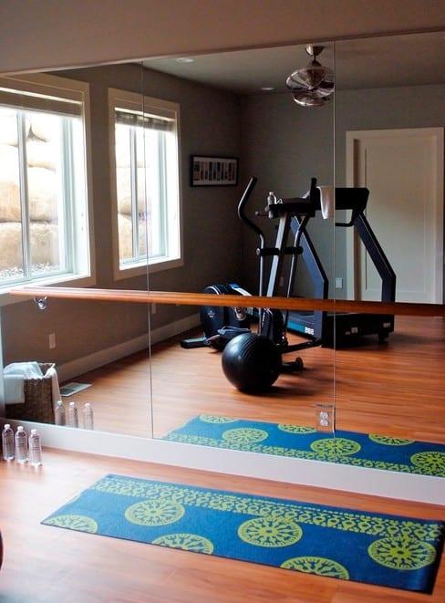 Fitnessstudio Zuhause Einrichten   Fitnessstudio Zu Hause Einrichten ...
