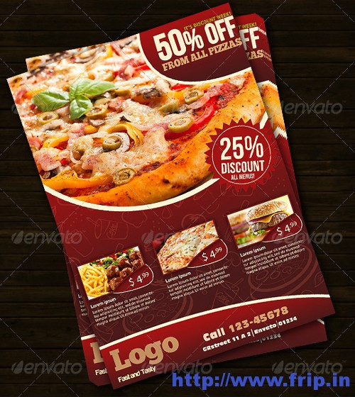 Free Food Flyer Templates Choice Image - Template Design Free Download - food flyer template
